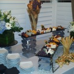 Artesian Bread and Imported Cheese Station