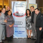 Tastebuds Family at Audi Draw Down Event